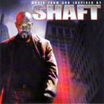 Pochette Music From and Inspired by Shaft (OST)