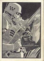 Couverture Jin-Roh: Screenboard Book