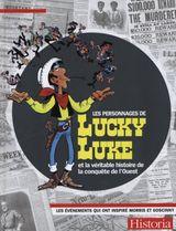 Couverture Les Personnages de Lucky Luke