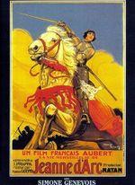 Affiche La Merveilleuse Vie de Jeanne d'Arc