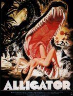 Affiche Le Dieu alligator