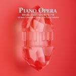 Pochette Piano Opera Final Fantasy IV / V / VI (OST)