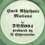 Pochette Hard Rhythmic Motions (EP)