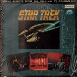 Pochette Star Trek: Sound Effects From the Original TV Soundtrack (OST)