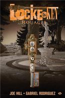 Couverture Rouages - Locke & Key, tome 5