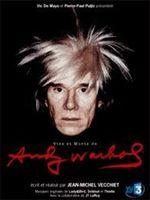 Affiche Vies et morts d'Andy Warhol