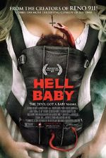 Affiche Hell Baby