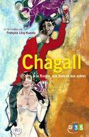 Affiche Chagall, à la Russie aux ânes et aux autres