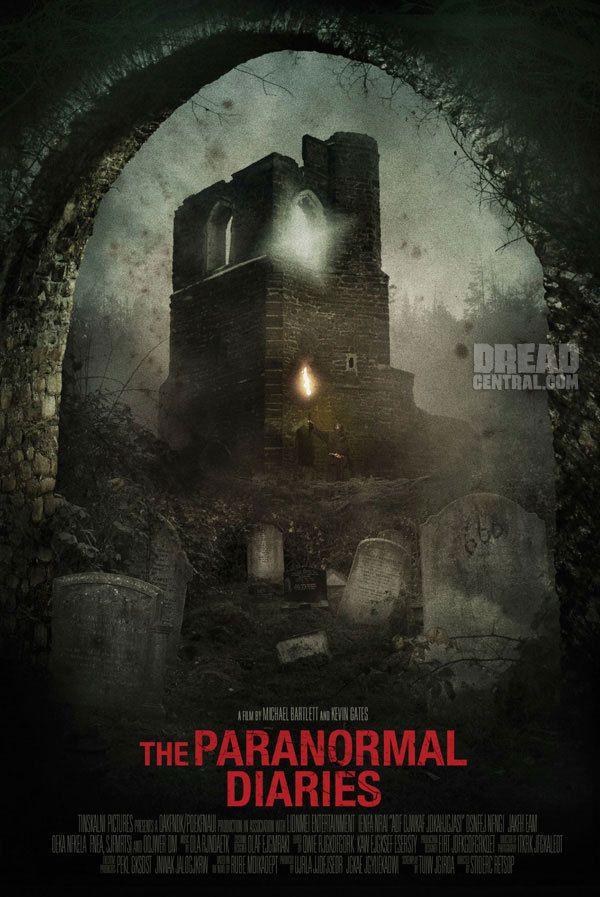 paranormal diaries