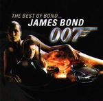 Pochette The Best of Bond… James Bond (OST)