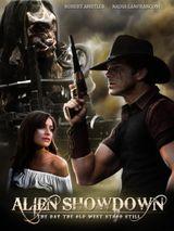 Affiche Alien Showdown : The Day the Old West Stood Still