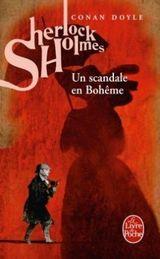 Couverture Sherlock Holmes - Un scandale en Bohème