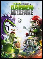 Jaquette Plants vs. Zombies : Garden Warfare