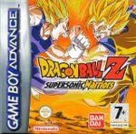 Jaquette Dragon Ball Z : Supersonic Warriors