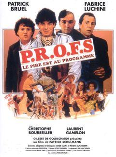 Affiche P.R.O.F.S.