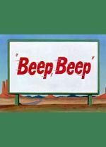 Affiche Beep, Beep