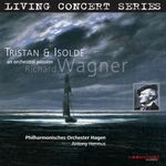 Pochette Tristan and Isolde, An Orchestral Passion