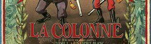 Couverture Un esprit blanc - La Colonne, tome 1