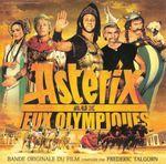 Pochette Astérix aux Jeux Olympiques (OST)