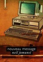 Couverture Nouveau Message - Projet Bradbury, tome 1