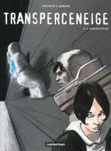 Couverture L'Arpenteur - Le Transperceneige, tome 2