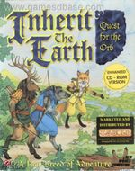 Jaquette Inherit the Earth : Quest for the Orb