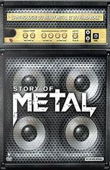 Affiche Story of Metal