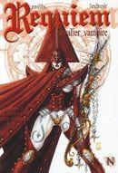 Couverture Le Couvent des sœurs de sang - Requiem, chevalier vampire, tome 7