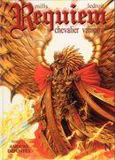 Couverture Amours défuntes - Requiem, chevalier vampire, tome 11