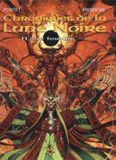 Couverture Ave Tenebrae - Chroniques de la Lune Noire, tome 11