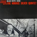 Pochette Finger Poppin' With the Horace Silver Quintet