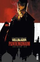 Couverture Les Dossiers de Hellblazer : Pandemonium