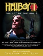 Couverture Hellboy II : The Art of the Movie