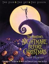Couverture Tim Burton's The Nightmare Before Christmas - The Film, The Art, The Vision