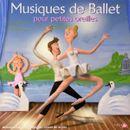 Pochette Musiques de Ballet pour petites oreilles