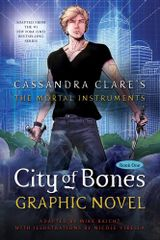 Couverture The Mortal Instruments : City of Bones - Graphic Novel