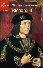Couverture Richard III