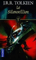 Couverture Le Silmarillion
