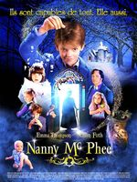 Affiche Nanny McPhee