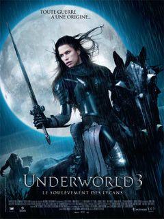 Affiche Underworld 3 : Le Soulèvement des Lycans