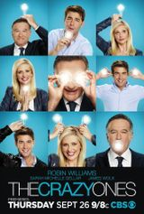 Affiche The Crazy Ones