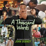 Pochette A Thousand Words (OST)