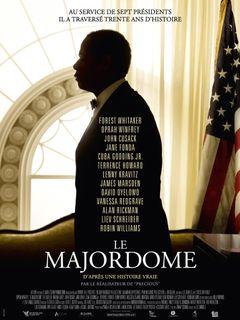 Affiche Le Majordome