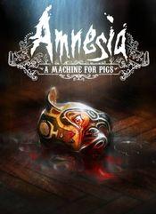 Jaquette Amnesia : A Machine for Pigs