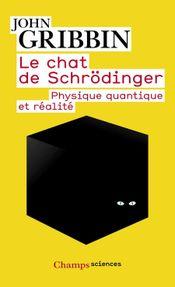 Couverture Le chat de Schrödinger