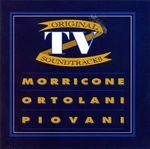 Pochette Original TV Soundtracks: Morricone / Ortolani / Piovani (OST)