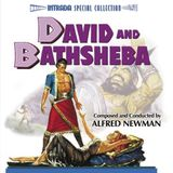 Pochette David and Bathsheba (OST)