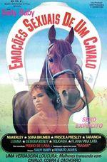 Affiche Emoções Sexuais de Um Cavalo