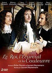 Affiche Le Roi, l'Écureuil et la Couleuvre