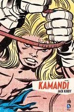 Couverture Kamandi, tome 1